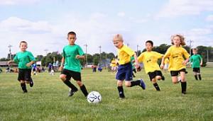 Voetbalkleding kids